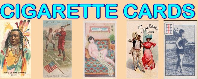 We have a wonderful selection of Cigarette cards for sale suitable for all collectors from beginners to advanced